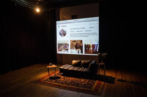 Theaterzaal huren Amsterdam
